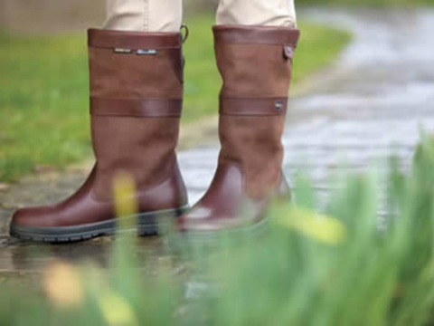 Dubarry Kildare half hoog model
