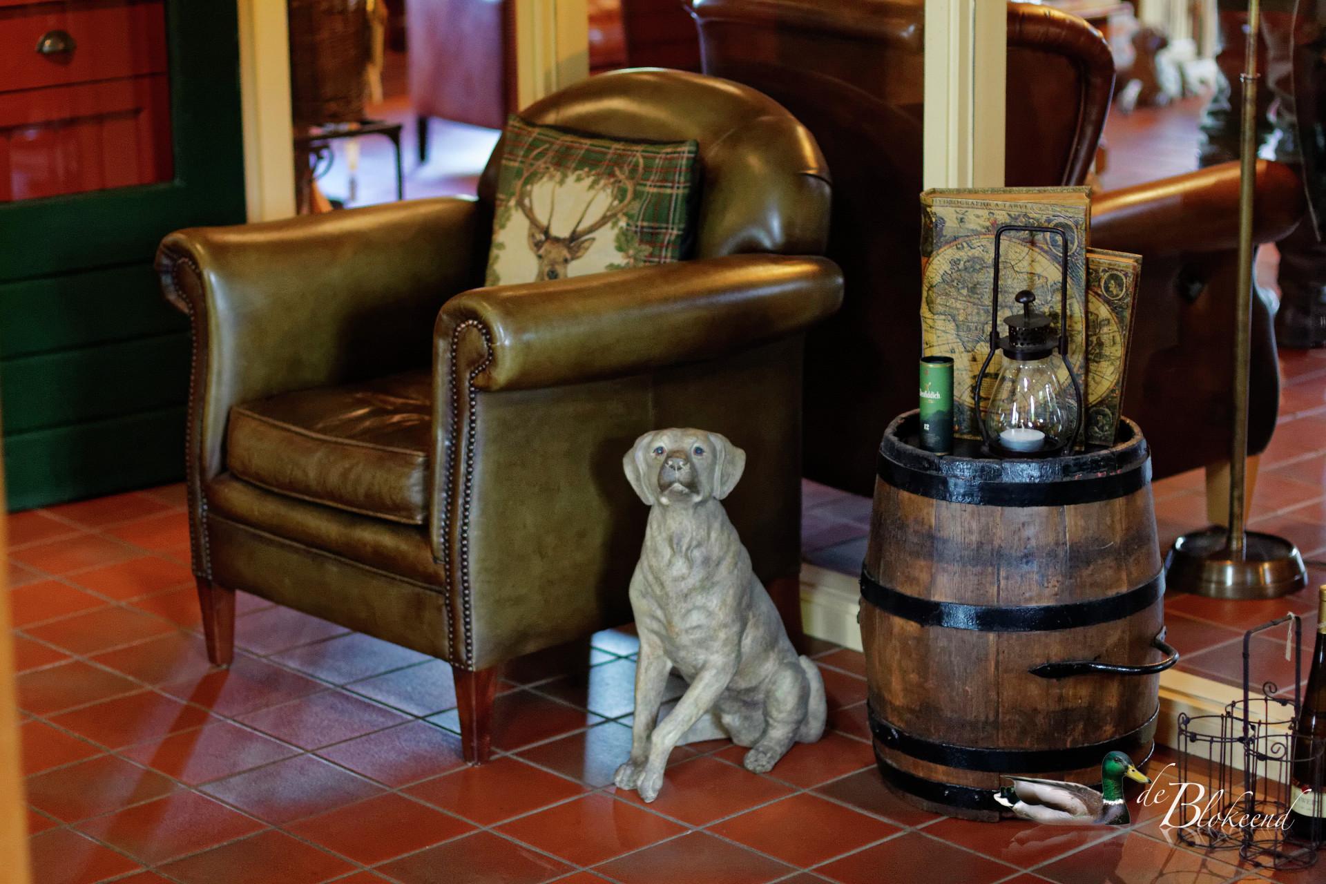 Meubelen engelse stijl groningen de blokeend - Comfortabele fauteuil ...